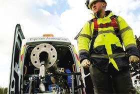 Pipeline Condition & Leak Detection