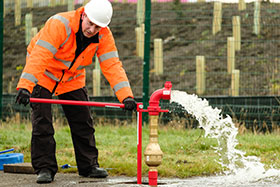 Managed Water Services & Training