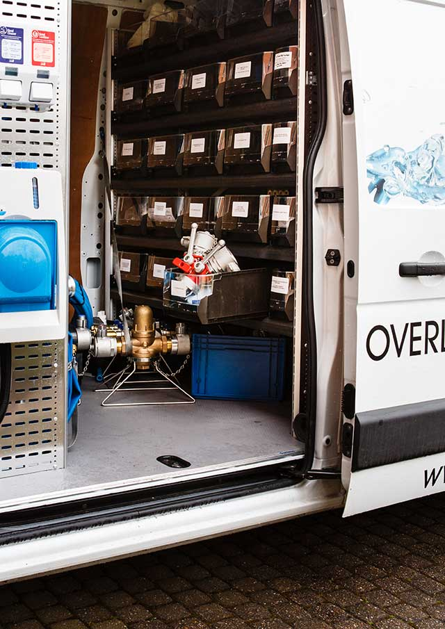 Overland Supply Services