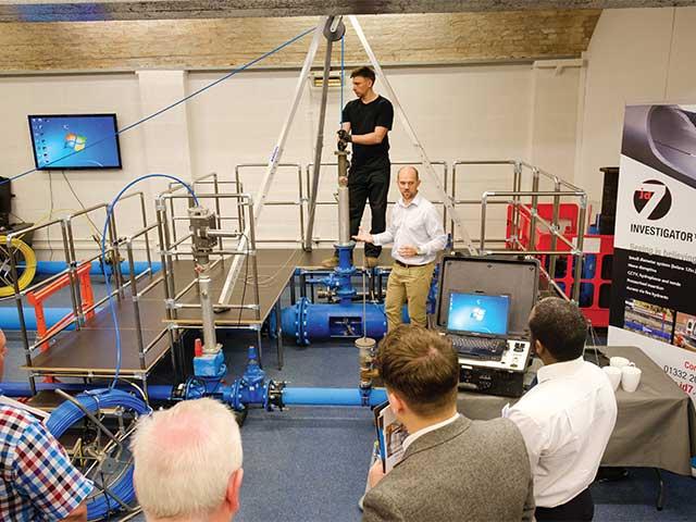Aquam-opens-pipe-diagnostics-training-centre